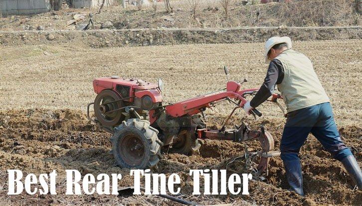 Best rear Tine Tiller