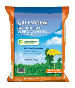 GreenView Broadleaf Weed Control