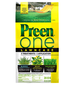 Preen 2164169 One LawnCare