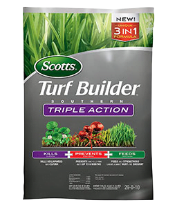 Scotts Turf Builder Southern