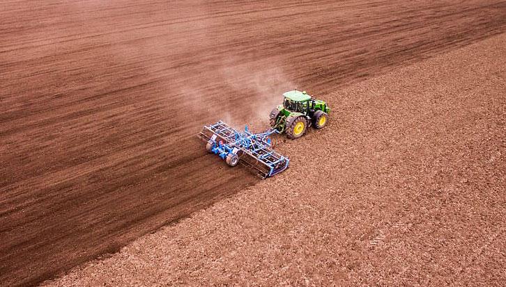 Tractor cultivator vs tiller