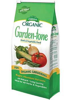Espoma Garden Tone Plant Food