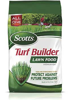 Scotts Turf Lawn Food Starter Fertilizer for Corn