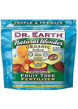 Dr. Earth Organic Fruit Tree Fertilizer