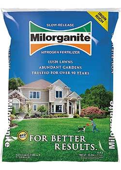 Milorganite Organic Nitrogen Fertilizer